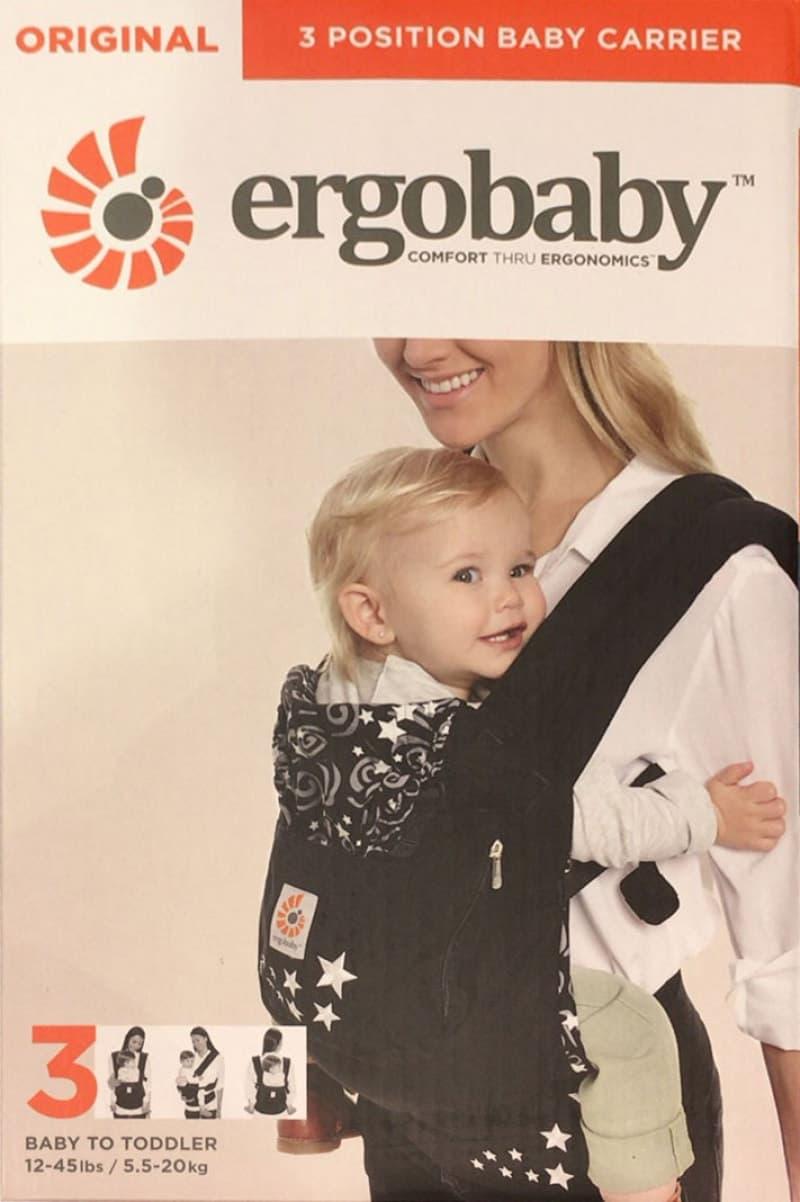 [141]が投稿したエルゴベビー ベビーキャリア オリジナル ergobaby BABY CARRIER ORIGINALの写真