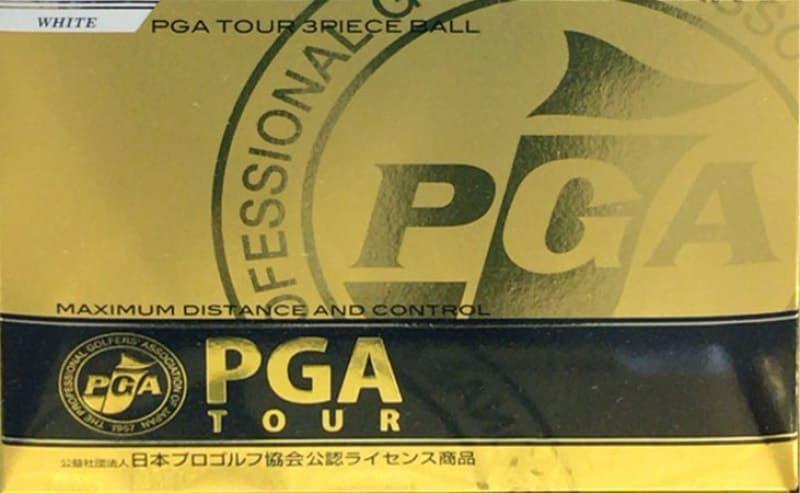 [2]が投稿したPGA TOUR 3ピースゴルフボールの写真