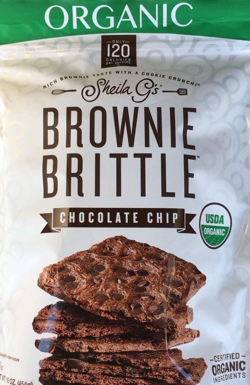 [1]が投稿したSHEILA オーガニック ブラウニー ブリトル チョコレートチップの写真