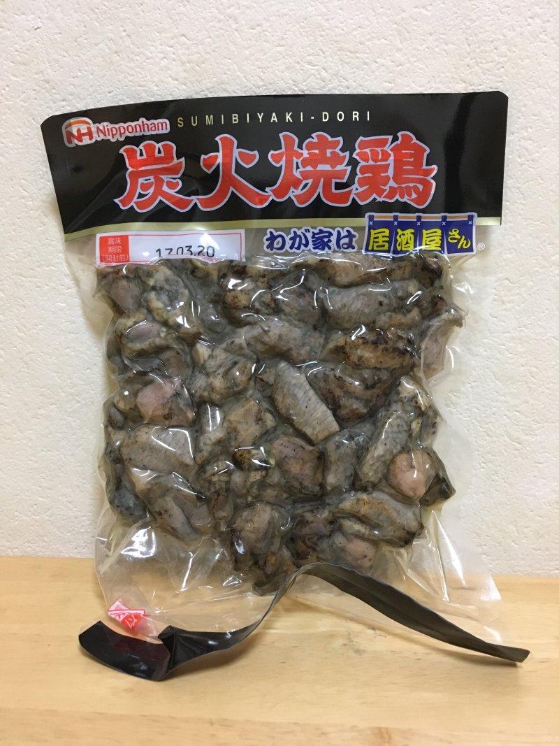 [1]が投稿した日本ハム 炭火焼鶏 わが家は居酒屋さんの写真