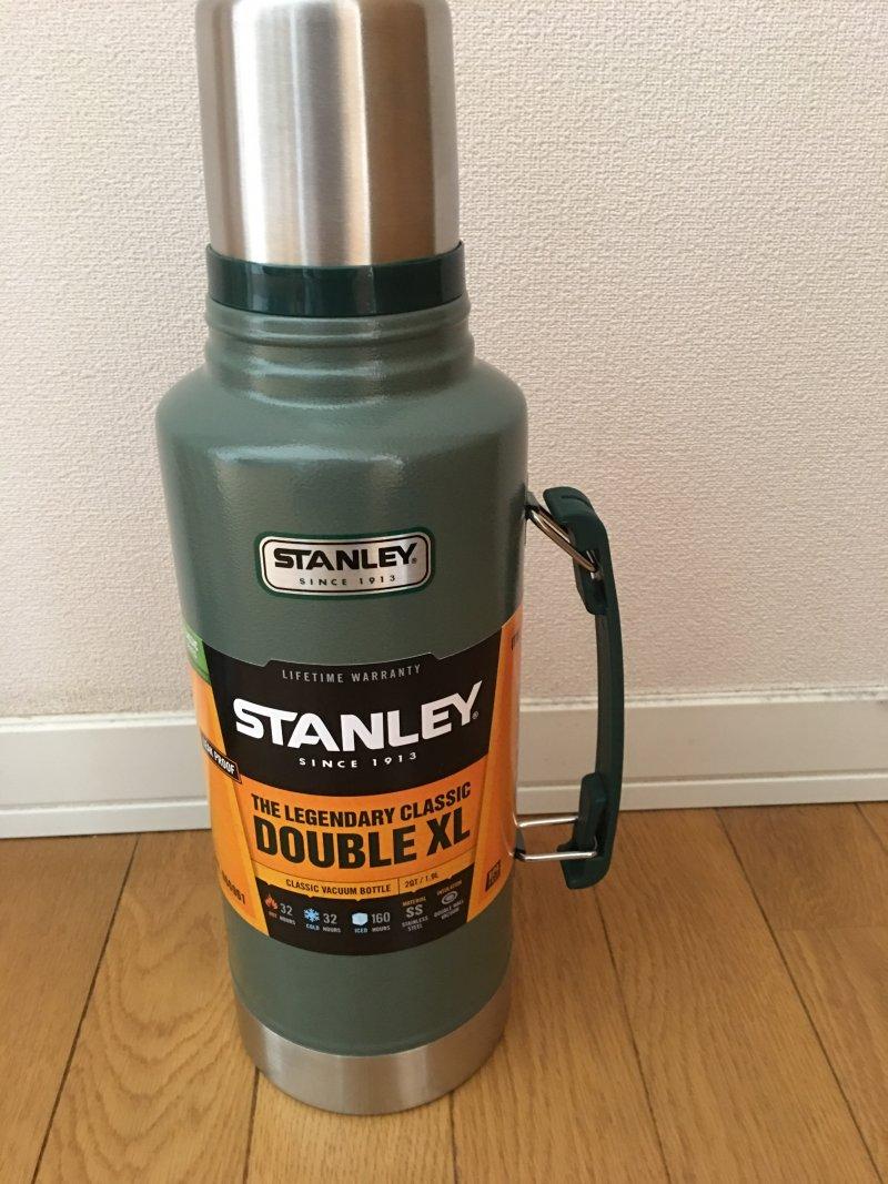 みみさん[198]が投稿したSTANLEY(スタンレー)  ステンレス製携帯用魔法瓶 DOUBLE XLの写真