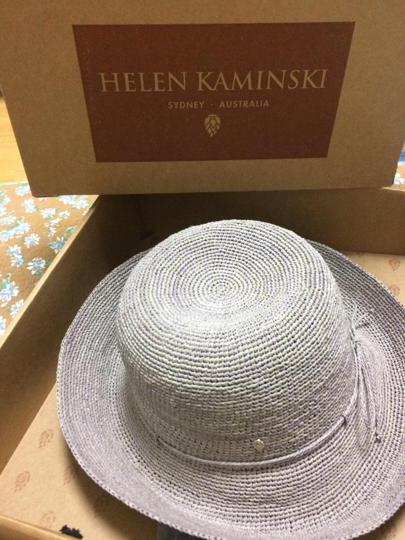 kikiさん[1]が投稿したHELEN KAMINSKI  HAT ヘレンカミンスキー 帽子の写真