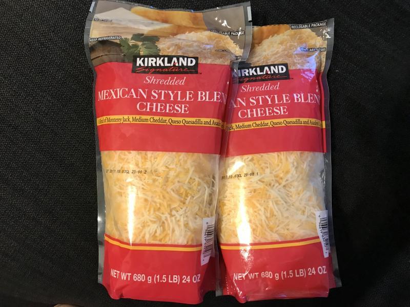 ひとまさん[8]が投稿したカークランド メキシカンスタイル ブレンド チーズの写真
