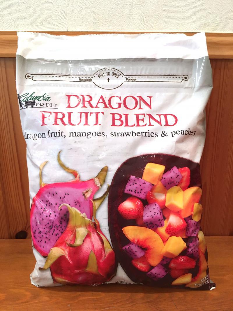[2]が投稿したColumbia FRUIT ドラゴンフルーツブレンド 冷凍フルーツの写真