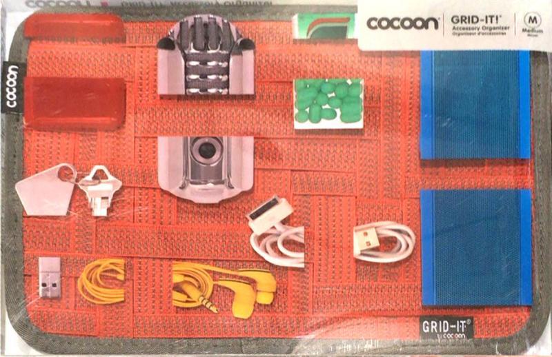 [1]が投稿したCOCOON GRID-IT! アクセサリーオーガナイザー Mサイズの写真