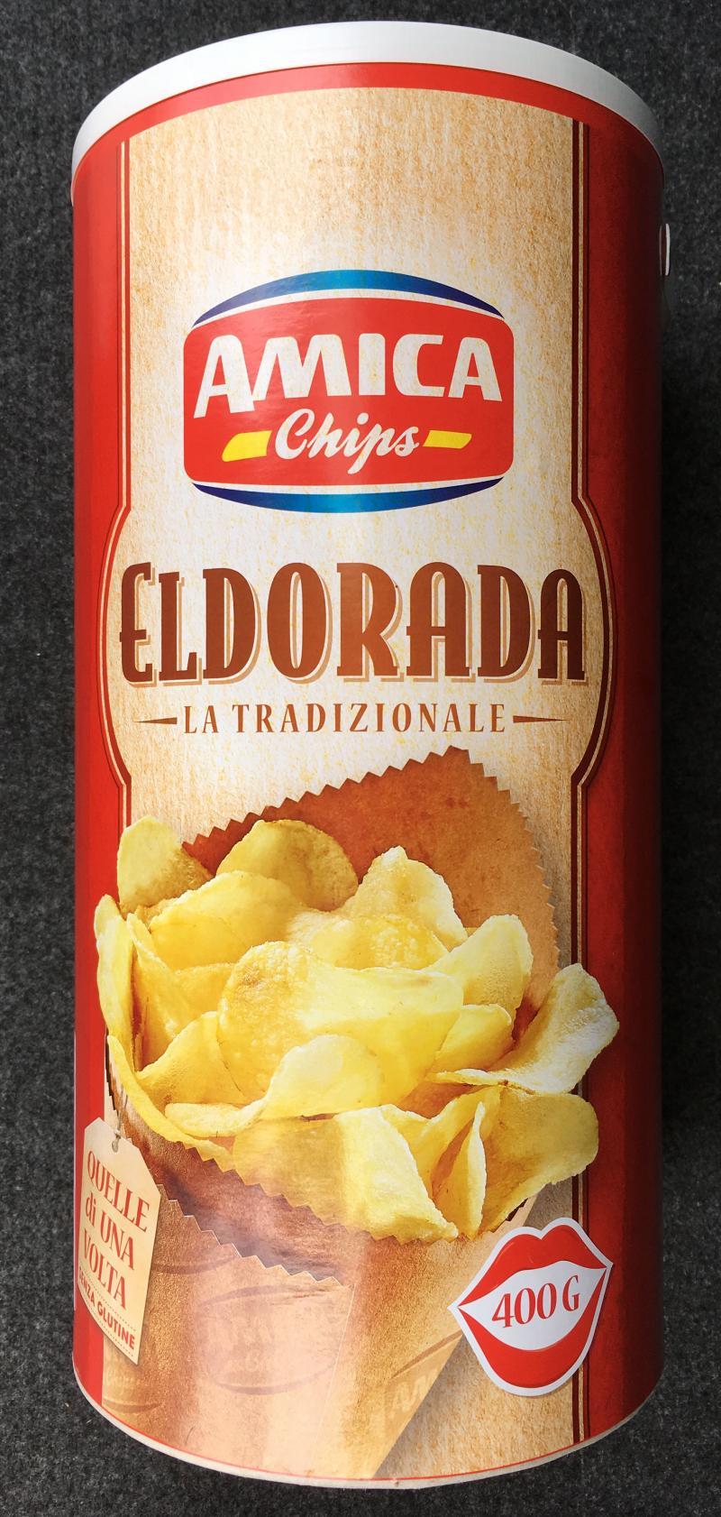 [2]が投稿したAMICA Chips アミカ チップス エルドラド トラディショナル ポテトチップスの写真