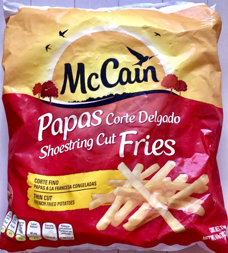 ひとまさん[11]が投稿したマッケイン McCain シューストリングポテトの写真