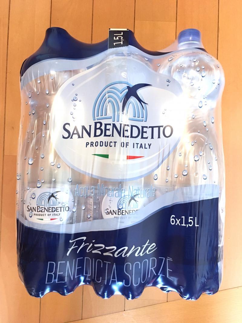 [2]が投稿したSan Benedetto サンベネデット ナチュラルスパークリングミネラルウォーター 1.5Lの写真