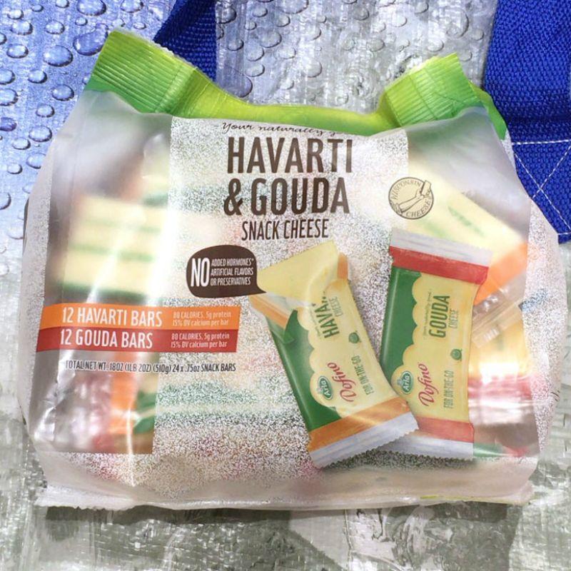 [2]が投稿したドフィーノ ハバティ&ゴーダ スナックチーズの写真