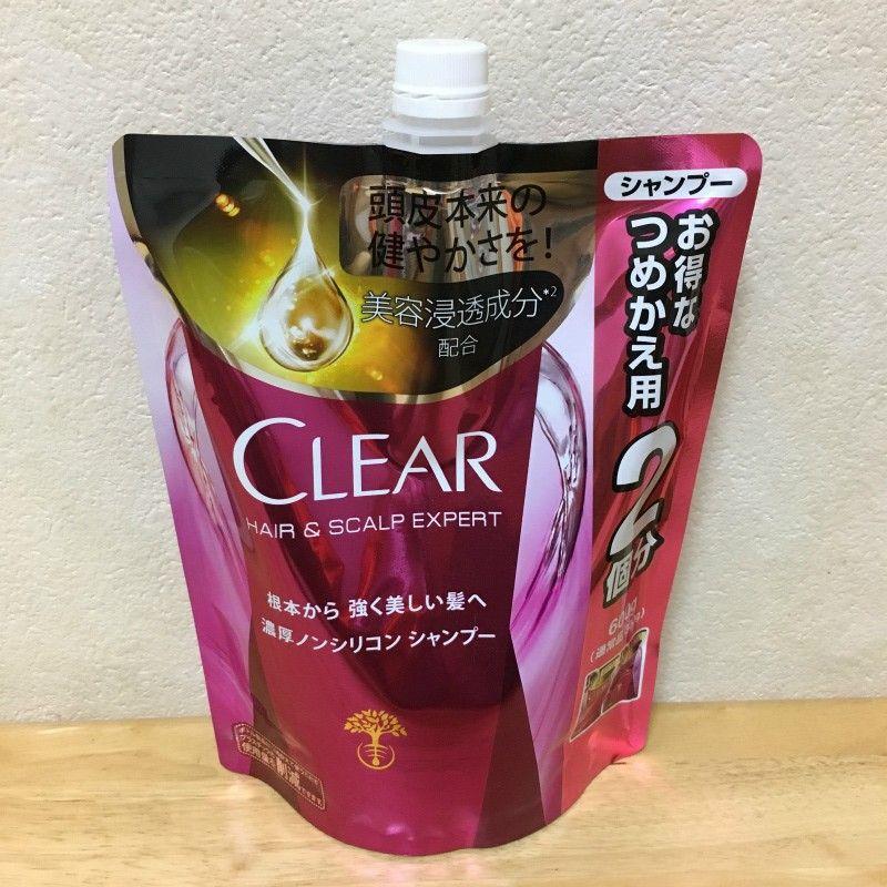 [2]が投稿したユニリーバ クリア シャンプー CLEAR HAIR&SCALP EXPERTの写真