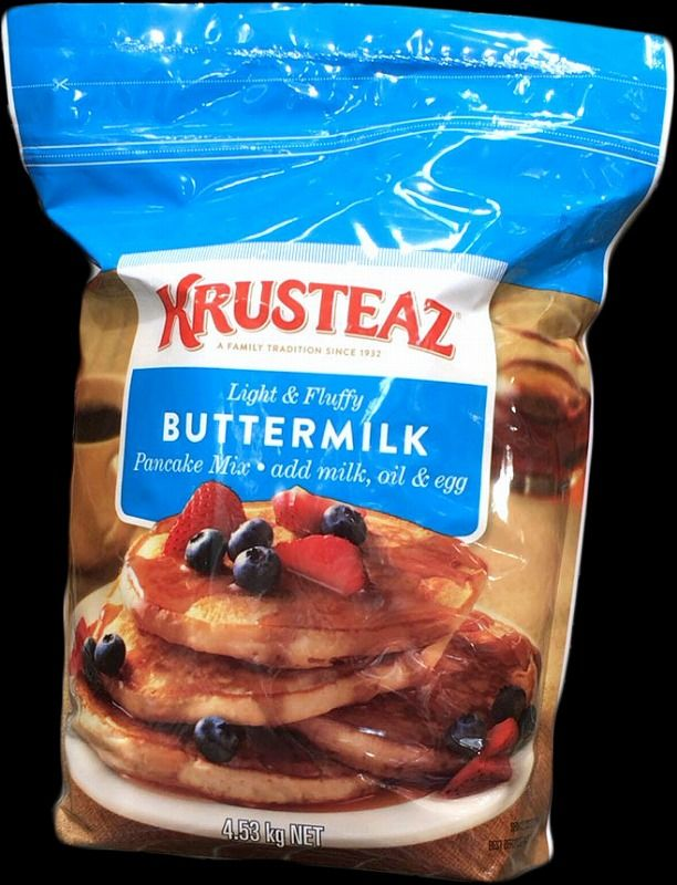 [2]が投稿したクラステーズ バターミルク パンケーキミックスの写真