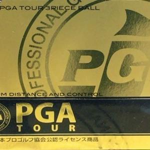 PGA TOUR 3ピースゴルフボール