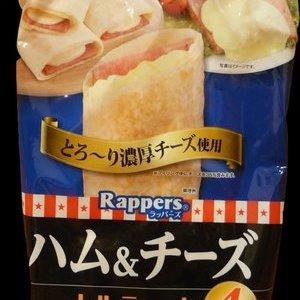 丸大食品 ラッパーズ ハム&チーズ トルティーヤ