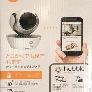 モトローラ Wi-Fi ホームビデオカメラ FOCUS85-W