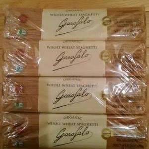 GAROFARO ガロファロ 全粒粉 オーガニック スパゲッティ