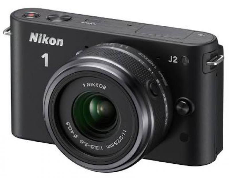 ニコン Nikon1 J2 ミラーレス一眼 ダブルズームキット