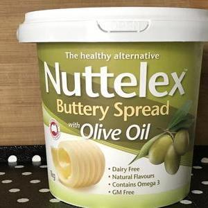 Nuttelex テーブル スプレッド ウィズ オリーブ オイル