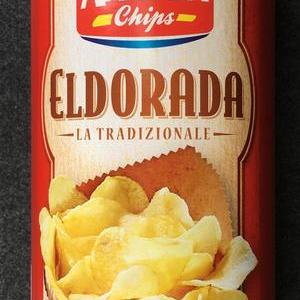 AMICA Chips アミカ チップス エルドラド トラディショナル ポテトチップス