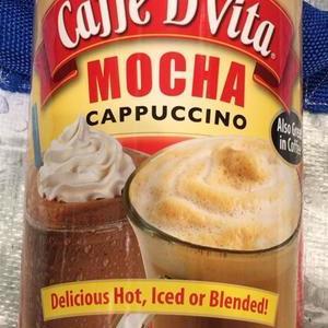 CAFFE D'VITA モカカプチーノ