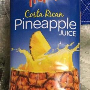 サントロピックス パイナップルジュース ストレート