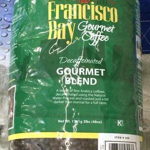 サンフランシスコ ベイ コーヒー デカフェコーヒー(豆)
