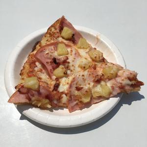 コストコ ハワイアンピザ