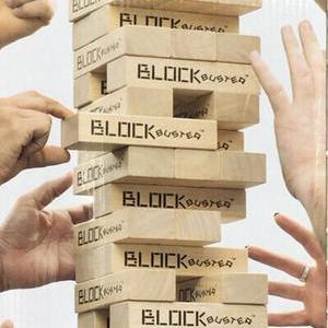 BLOCKBUSTER タンブル ブロック