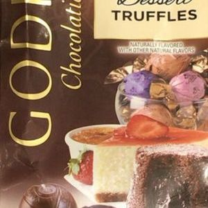 ゴディバ(GODIVA) アソート デザート トリュフ  チョコレート