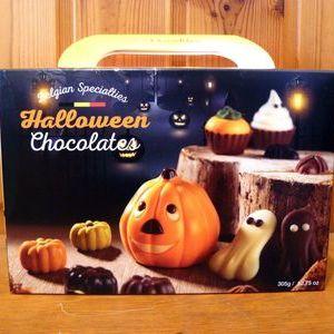 ベルジャン スペシャリティー ハロウィン チョコレート ボックス