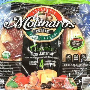 MOLINAROS オーガニックピザキット