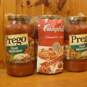 プレゴ(Prego) HeartSmart マッシュルーム パスタソース