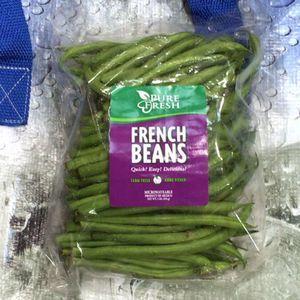 French Beans さやいんげん (フレッシュビーンズ)