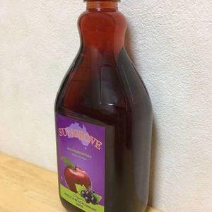 SUNGROVE オーガニック アップルカラントジュース