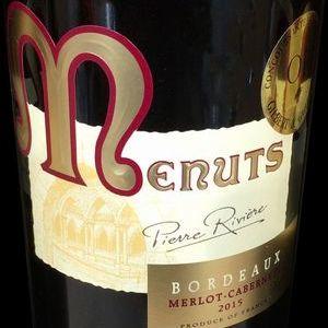 メニュ ボルドー ルージュ Menuts Bordeaux Rouge