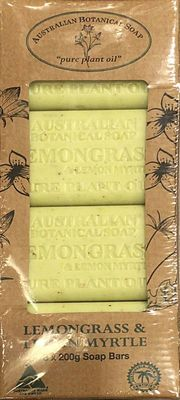(名無し)さん[2]が投稿したオーストラリアン ボタニカルバーソープ(レモングラス、ヤギミルク)の写真