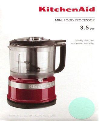 キッチンエイド(Kitchen Aid) フードチョッパー 9KFC3516