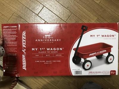 ラジオフライヤー #5Little Red Wagons