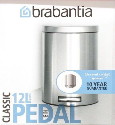 ブラバンシア(Brabantia)ダストボックス ペダルビン