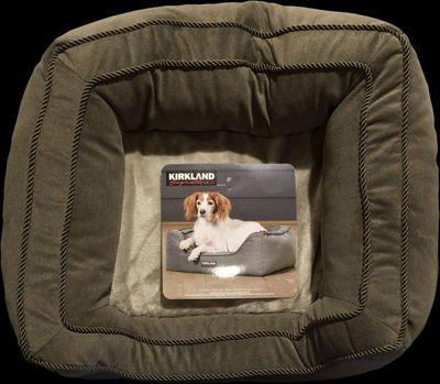 カークランド CUDDLER PET BED (ペットベッド)