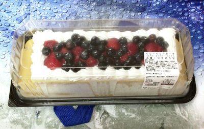 カークランド ベリーベリーケーキ