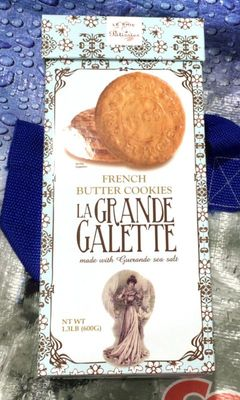 overseas foods LA GRANDE GALETTE ガレット フレンチバタークッキー