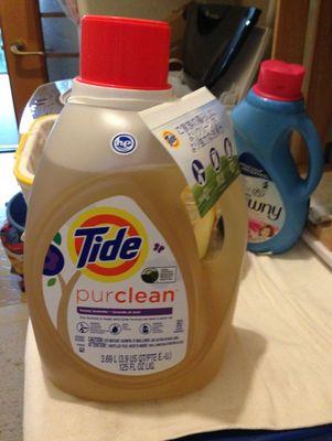Tide タイド ピュアクリーン ハニーラベンダー 液体洗濯洗剤 3.69L(80回分)