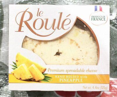 ル・ルレ パイナップル フレッシュチーズ