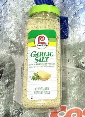 LAWRY'S ガーリックソルト