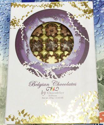 イクス フェアリーチョコレートブック