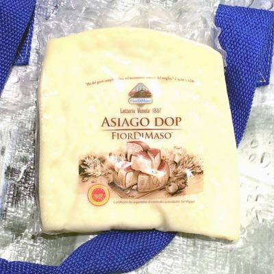 FiorDiMaso フォオルディマーゾ アジアーゴ DOP チーズ