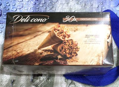 deli cono デリコノ チョコレートコーンズ