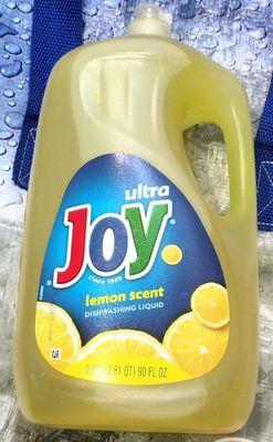 P&G ウルトラジョイ レモン 食器用洗剤