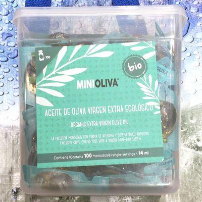 (名無し)さん[2]が投稿したALCALA OLIVA S.A. MINIOLIVA オーガニックエクストラバージンオリーブオイルの写真