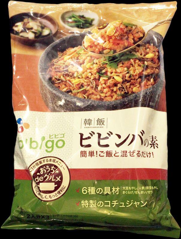 [2]が投稿したCJ bibigo 韓飯 ビビンバの素の写真